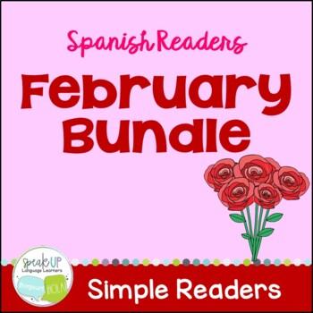 ¡A celebrar febrero! / Spanish February Bundle