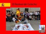 Spanish festival of El Colacho- Espana: Colacho- powerpoint