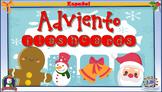 Spanish flashcards - Christmas - literacy ideas