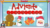 Spanish flashcards - Christmas - literacy ideas