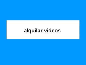 Spanish flashcards: Introducciones