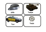 Spanish flashcards :Transports