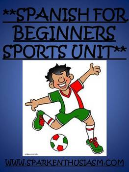 Spanish for Beginners / Los Deportes - Sports Vocabulary a