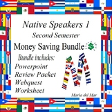 Spanish for Native Speakers  1 (second semester) curriculu