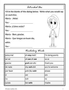 Spanish Phrases - Las Frases en Español