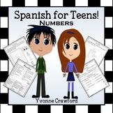 Spanish Numbers - Los Números en Español