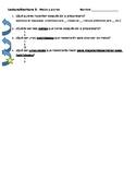 Spanish for heritage speakers - goal setting worksheet