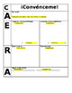 Spanish for heritage speakers - text evidence paragraph organizer - any topic!