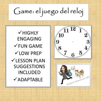 Spanish game.  Truth or Lie!