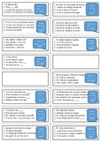 Spanish general revision flashcards - Holiday and Family topic