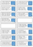 Spanish general revision flashcards -Technology and Work E