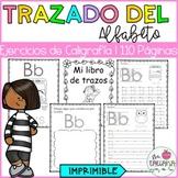 Spanish handwriting/ Trazado del alfabeto