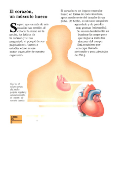 Spanish heart reading
