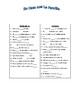 Spanish house & family crossword for Christian school audience