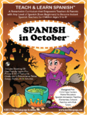 Spanish in October Lesson (Ages 3-8)