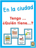 Spanish in town  Tengo ... ¿Quién tiene ...?