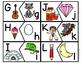 Spanish initial sound alphabet puzzles - Sampler