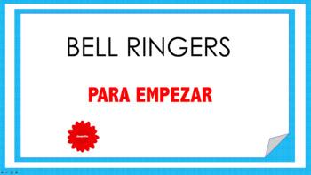 Spanish Bell Ringers (Auténtico Para Empezar)