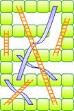 Spanish irregular preterite chutes and ladders