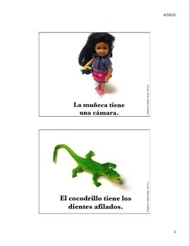 Spanish /k/ Sentences