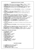 Spanish key verb tenses and complex structures revision &