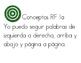Spanish kinder language arts targets