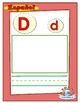 HUGE FREEBIE - Spanish literacy cards - ABC