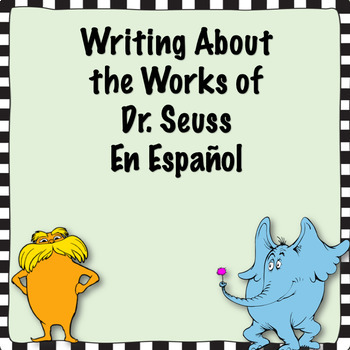 Spanish, literature, and analysis of Dr. Seuss