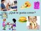 Spanish partner speaking activity- Spanish 1 review