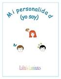 Spanish personality (yo soy)