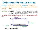 Spanish poster - volumen