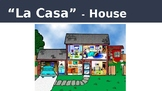 Spanish powerpoint: House, Furniture, Chores