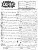 Spanish present perfect comer worksheet printable no prep Spanish verb practice