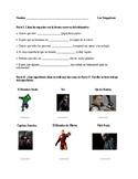 Spanish present subjunctive--The Avengers