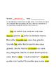 Spanish preterit and imperfect fix the mistake/ El pretérito y el imperfecto