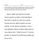 Spanish preterit and imperfect fix the mistake/ El pretéri