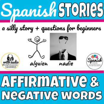 Spanish reading: Affirmative and Negative Words