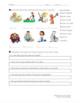 Spanish reading: Chores (Un robot no puede cortar el césped)
