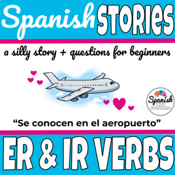 Spanish reading: -ER & -IR verbs