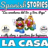 Spanish reading: La Casa (house)