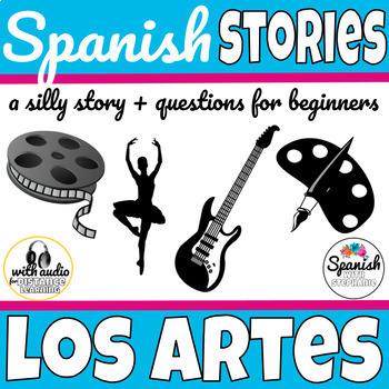 Spanish reading: Movies, Art, and Music