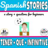 Spanish reading: Tener que