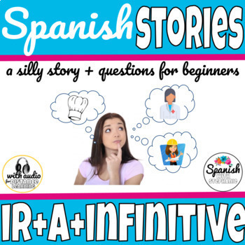 Spanish reading: ir + a + infinitive