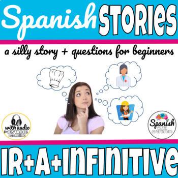 Spanish reading: ir + a + infinitive