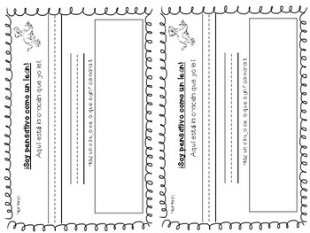 Spanish reading strategy bookmarks and exit slips- Estrategias de lectura