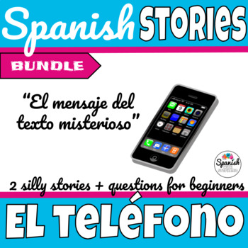 Spanish readings: technology, phones, and emotions (past/p