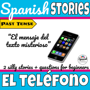 Spanish readings: technology, phones, and emotions (past tense)