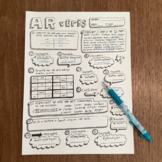 Spanish regular -AR verbs worksheet Spanish -AR verb conjugation no prep