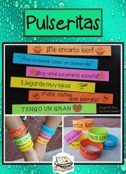 Spanish reward bracelets