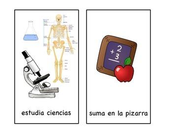 Spanish /s/ Articulation Flipbook